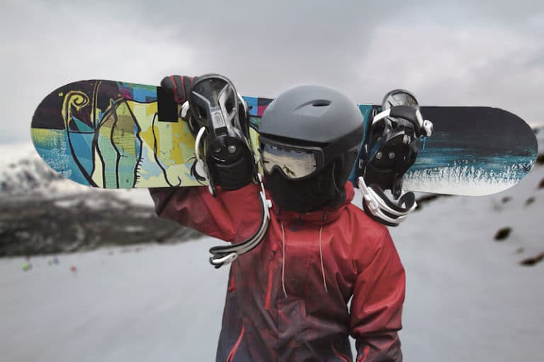 How to Pick the Right Size Snowboard