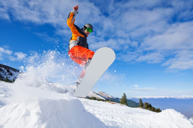 The Different Types of Snowboarding