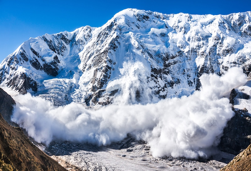 How to Avoid Triggering an Avalanche