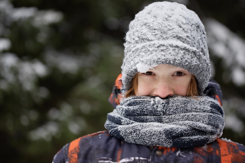 hypothermia has three distinct stages of severity