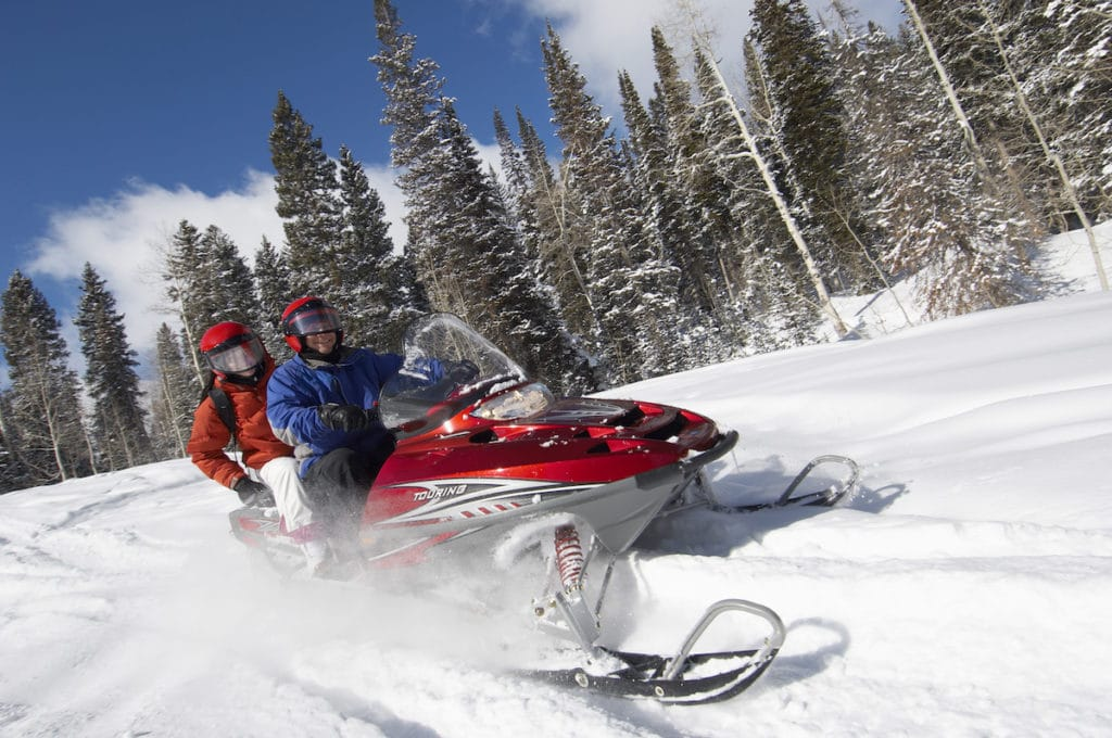 buying a new snowmobile is an involved process, and you should do your research before committing to one